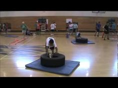 Fun Fitness Obstacle Course
