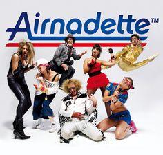 United state of Airnadette - Documentaire sur le premier groupe de Air Guitar français
