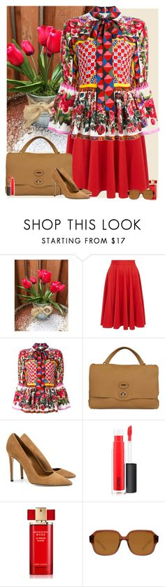 """Bez naslova #3272"" by gita016 ❤ liked on Polyvore featuring Dorothy Perkins, Dolce&Gabbana, Zanellato, Dee Keller, MAC Cosmetics, Estée Lauder and Oroton"
