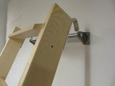 Hook and Bar kit for ladder from loftcentre.co.uk £32.00