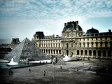 The Louvre Museum in Paris today blends classic and contemporary design, to surprising effect.