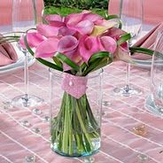 Pink mini callas wedding bouquet and coordinating calla lily boutonniere. Fresh mini calla wedding bouquets and boutonnieres are designed for you and shipped directly from the grower to your door! Calla Lily Centerpieces, Wedding Centerpieces, Wedding Bouquets, Wedding Decorations, Affordable Wedding Flowers, Wedding Colors, Calla Lily Boutonniere, Dream Wedding, Wedding Fun