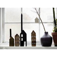 Świecznik House copper Madam Stoltz - różne rozmiary SKANDI.PL