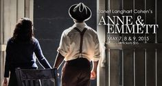 Janet Langhart Cohen's play ANNE & EMMETT is coming to Washington DC's MetroStage May 5-7! The tragic lives of Anne Frank and Emmett Till come together in one riveting story of intolerance, humanity and hope.
