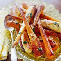 Aromatic Parsnips and Carrots Recipe