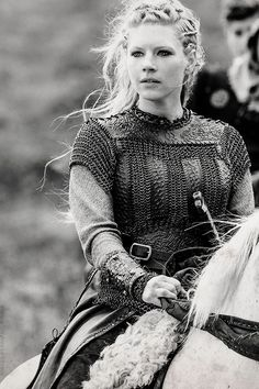 Lagertha. Vikings.