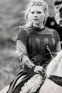 Lagertha. Vikings.