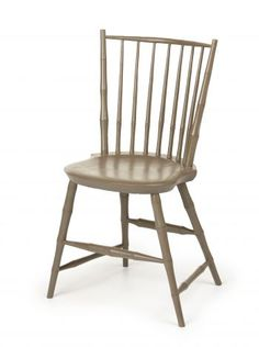 Repin this Rod-back Windsor side chair $950.00— see all of Vincent Chicone's furniture for Chicone Cabinetmaker's at www.chiconecustomfurniture.com