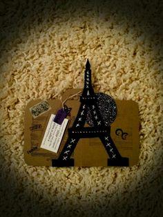 """Waunita's  """"a night in Paris"""" prom invites"""