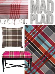MAD PLAID | the HUNTED INTERIOR