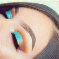 Party Make-up-Ideen - Make-up Inspiration + Produkte - Everyday Make Up, Eye Make Up, Natural Lipstick, Natural Makeup, Beautiful Halloween Makeup, Gorgeous Makeup, Party Make-up, Party Ideas, Eyelash Sets