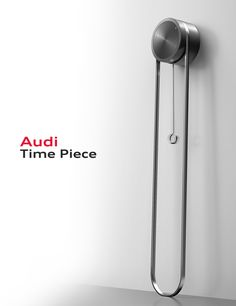 Audi Time Piece on Industrial Design Served