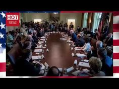 President Trump Meets with Cabinet, What He Did Next Will Save America