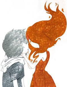 Finn x Flame Princess <3 Should their ship name be Flim Prince or Flinn Princess? I'm going towards Flinn Princess