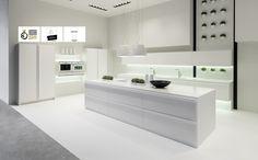 """rational einbauküchen - kitchen """"floo"""""""
