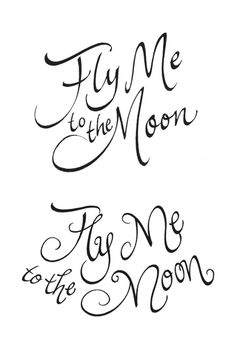 Hand lettering by Patrick Knowles Design