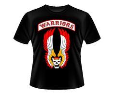 The Warriors - Logo Camiseta T Shirt Tee