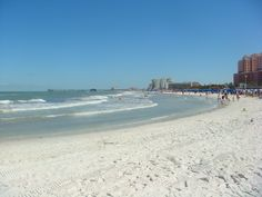 St Pete's/ Clearwater Beach, #Florida