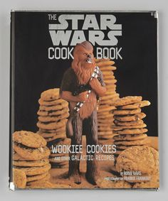 Wookiee Cookies is perfect for culinary cuties who are in the Star Wars frame of mind! From C-3PO Pancakes to Jedi Juice Bars, this intergalactic Star Wars cookbook features healthy snacks, sweet treats, and main courses that no Rebel can resist.