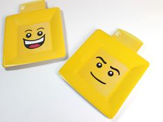 LEGO Head Plates - free printable!