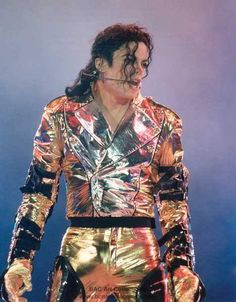 Michael Jackson - History tour