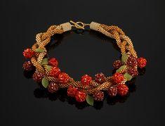 Textile Jewelry, Jewelry Art, Beaded Jewelry, Unique Jewelry, Fiber Art Jewelry, Beaded Necklaces, Vintage Jewelry, Body Adornment, Jewelry Showcases