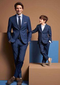 tal pai tal filho como se vestir combinando em ocasião informal