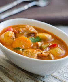 Mondongo: Dominican Tripe Stew