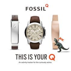 Fossil's Android Wear-Powered Smartwatch Is Called The Q Founder, Will Launch October 25th Starting At $275