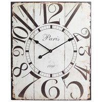 Redding Wall Clock