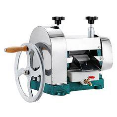 OrangeA Sugar Cane Juicer Manual Sugar Cane Ginger Press…