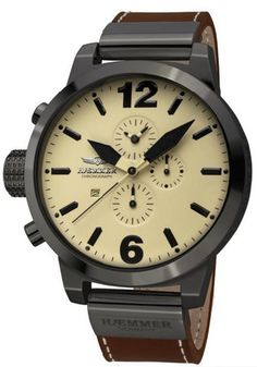 Haemmer Germany, HC-30 Watch  Every great man needs a great watch