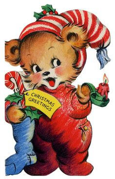 Vintage Children's Christmas #8 | Flickr - Photo Sharing!