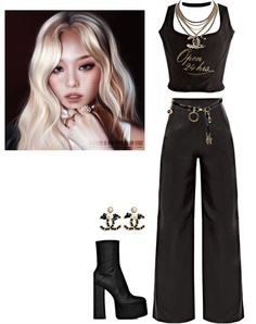 Kpop Fashion Outfits, Stage Outfits, Mamamoo, Anime Naruto, Cool Girl, Cute Outfits, Celebs, Inspire, Fitness