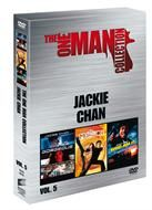 One Man Collection: Jackie Chan - Boxset (3 disc) - DVD - Elokuvat - CDON.COM