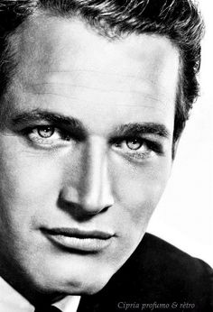 Paul Newman....those eyes were just perfect.