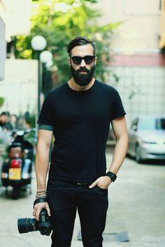 Tattoos бородач BEARD AND TATTOOS Beard Street Fashion Style Men Fashion Styles…
