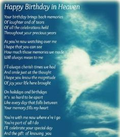 Happy Birthday in Heaven Bob! Always on My Mind, Forever in My Heart! <3