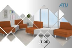 Inspired by the beautiful coastline of Ecuador, TIDE is a modular sofa system that attracts people towards a more casual working environment where the combinations are virtually endless.  This almost unlimited flexibility allows Tide to serve everyone, from a small office to the lobbies of large corporations.