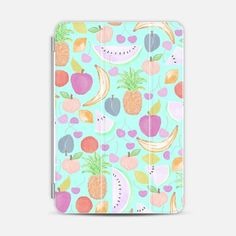 Fruit Punch Light iPad Case | @Casetify Artist Collection | by Lisa Argyropoulos #casetify