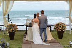 Casamento na praia - Mini wedding - Altar
