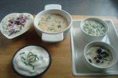 10 tipos de salsas para untar