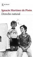 Entre montones de libros: Derecho Natural. Ignacio Martinez de Pisón