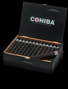 COHIBA Black - perfection :)