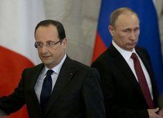 """Aterrorizada França Adverte Rússia que Obama pretende fazer """"ataque terroristas espectacular"""" - Disso Você Sabia ?"""