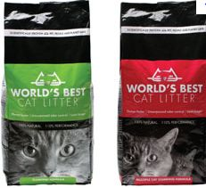 Free World's Best Cat Litter (Rebate) $3 off coupon