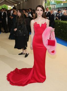 Here's What Everyone Wore To The 2017 Met Gala