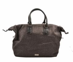 Cornelia Guest - Nicolas Satchel - oversized and sophisticated satchel that can be worn 3 different ways!