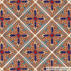 Mexican Tile - Tierra Floor Tile Venice