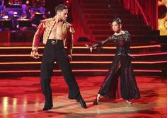 Dancing With The Stars: All-Stars Week 10 Val and Kelly do their paso again